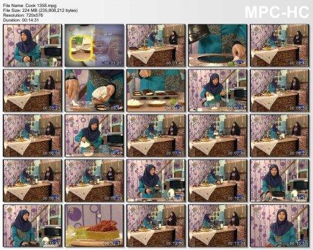 فیلم آموزش طرز تهیه کیک پنیر (چیز کیک)- آرزو گنجی