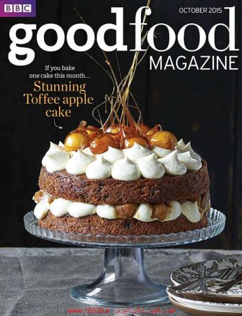 مجله BBC Good Food Magazine 2015