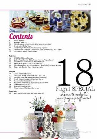 مجله Cake Masters May 2015