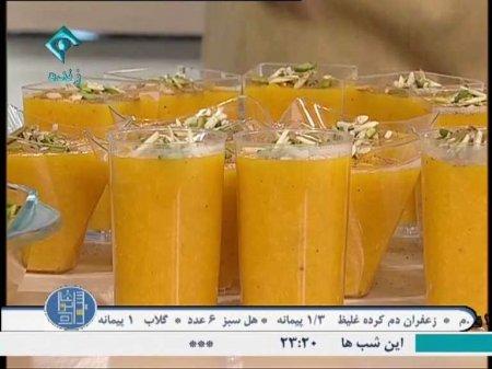 فیلم آموزش طرز تهیه شله زرد برای 800 نفر - آقای رضا طاهری