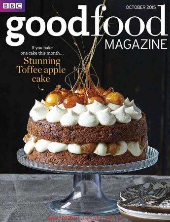مجله BBC Good Food Magazine 2015
