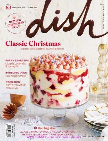 مجله Dish Issue 63 2015